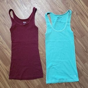 2 Racerback Tank Tops for the price of 1!